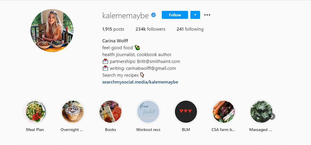 kalememaybe Instagram