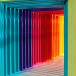 Colors Hallway