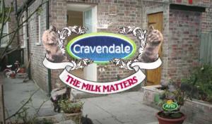 Cravendale's cat commercial
